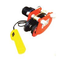 KRISBOW ELECTRIC TROLLEY 1 T 31,4X34X20,3 CM - MERAH