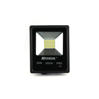 KRISBOW LAMPU LED OUTDOOR 30W 3000K
