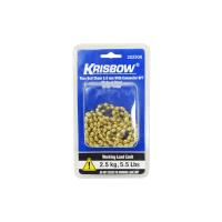 KRISBOW RANTAI DEKORASI 5 MM - GOLD