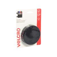 VELCRO STICKY TAPE 1.5 M - HITAM