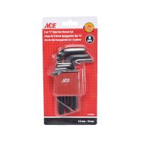 ACE SET KUNCI L 1.5-10 MM 9 PCS