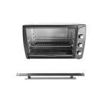 KRIS OVEN TOASTER 63 LTR 1800 W - HITAM