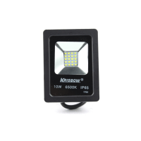KRISBOW LAMPU LED OUTDOOR 10W 6500K
