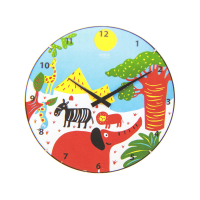 JAM DINDING MIGHTY JUNGLE 35 CM