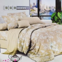 BED COVER 150X210 CM