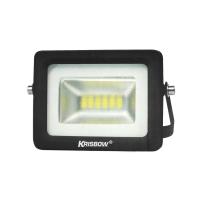 KRISBOW LAMPU SOROT LED 10W 6000K IP65