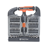 TACTIX SET T-DRIVER 48 pcs