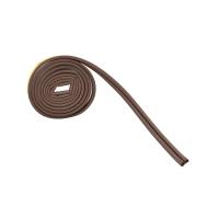 KRISBOW WEATHERSTRIP EPDM 9X6 MM - COKELAT