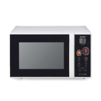 SHARP MICROWAVE R-21A1(W)-IN 22 LTR