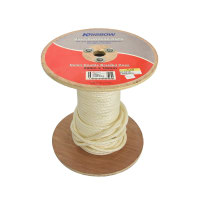 KRISBOW DOUBLE BRAIDED ROPE NILON 10MM X 200M