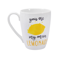 DELICIA MUG LEMON SPLASH 350 ML