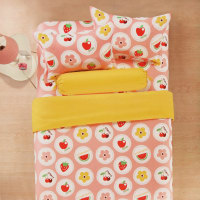 SET SPREI ANAK FRUIT 120X200+35 CM