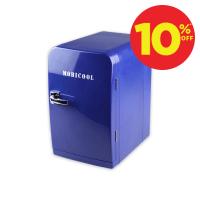 MOBICOOL F05 BOX PENDINGIN DAN PENGHANGAT PORTABEL - BIRU