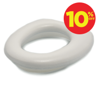 POTTY SEAT 12INC - PUTIH