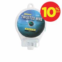 KRISBOW KAWAT TWISSTED WIRE 2.5 MM X 15 MTR