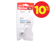 FISCHER GANTUNGAN SUCTION CUP
