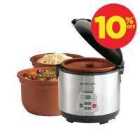 VITACLAY RICE & SLOW COOKER 4 LTR