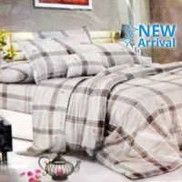 KRISHOME BED COVER MICROTEX 150X210 CM SINGLE 1607039