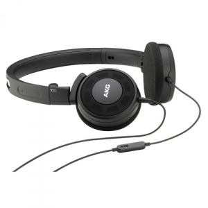 AKG ON-EAR HEADPHONE Y30- HITAM