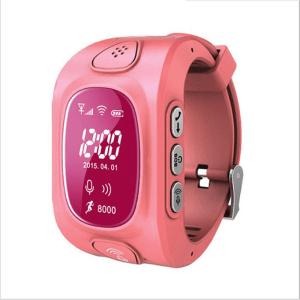 CLEVERWATCH JAM TANGAN GPS TRACKER GW300 - PINK