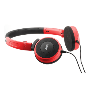 AKG ON-EAR HEADPHONE Y30- MERAH