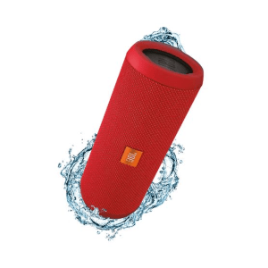 JBL FLIP 3 SPEAKER BLUETOOTH PORTABEL- MERAH