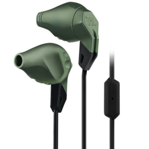 JBL GRIP 100 EARPHONE- HIJAU