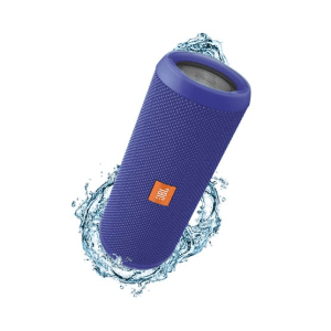 JBL FLIP 3 SPEAKER BLUETOOTH PORTABEL- BIRU