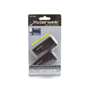 HYPERSONIC SEAT BELT STOPPER