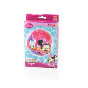 BOLA PANTAI MINNIE MOUSE