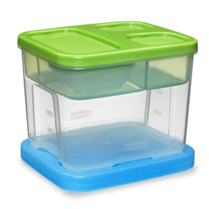 RUBBERMAID LUNCHBLOX SANDWICH GUAKAMUFLASELE