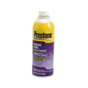 PRESTONE DIESEL FUEL TREATMENT - 16 OZ