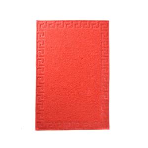 KESET PVC MOTIF 60X90 CM - MERAH