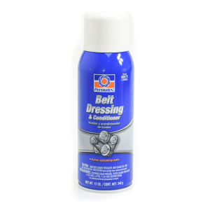 PERMATEX BELT DRESSING - 12 OZ