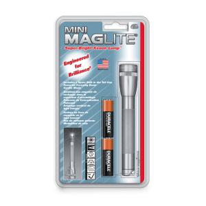 MAGLITE SENTER MINI HANGPACK AA M2A096R - ABU ABU