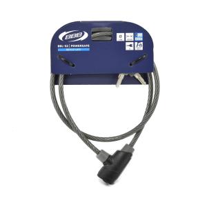 BBB POWERSAFE GEMBOK SEPEDA 8 MM X 100 CM - HITAM