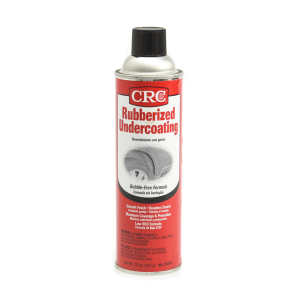 CRC RUBBER UNDERCOAT - 16 OZ