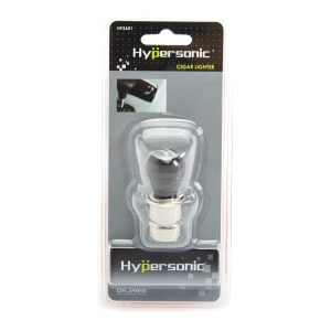 HYPERSONIC LIGHTER ROKOK - HITAM
