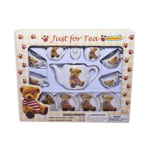 JUST FOR TEA SET TEH BERUANG