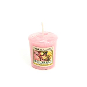 YANKEE FRESH CUT ROSES CANDLE VOTIVE 50 GR