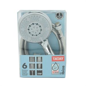 TATAY SET SHOWER IBIZA - KROM