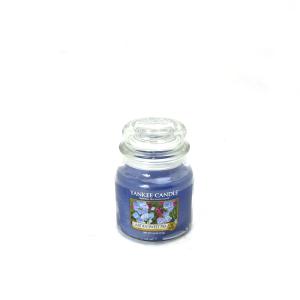YANKEE GARDEN SWEET PEA CANDLE JAR 411 GR