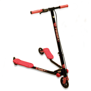 Y VOLUTION SKUTER Y FLIKER AIR3 - MERAH