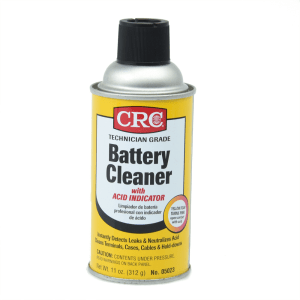 CRC BATTERY CLEANER