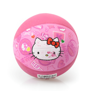 BOLA BASKET HELLO KITTY