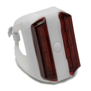 CROPS LAMPU BELAKANG SEPEDA 6 LED - PUTIH