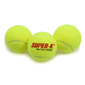 SUPER-K 3 BUAH BOLA TENIS