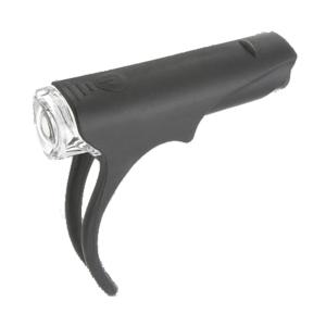 CROPS ANTAREX LAMPU DEPAN SEPEDA 1 LED - HITAM