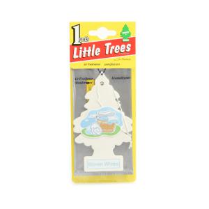 LITTLE TREES PENGHARUM MOBIL - WOVEN WHITES