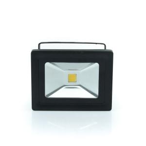 KRISBOW LAMPU SOROT LED 10W 3000K - HITAM